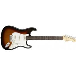 Fender American Standard Stratocaster®, Rosewood Fingerboard, 3-Color Sunburst