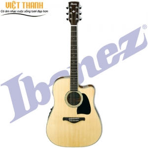 Guitar IBANEZ AW300ECE NT