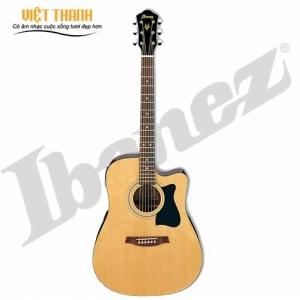 Guitar IBANEZ V72ECE-BK/NT