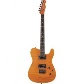 Fender Special Edition Custom Telecaster® FMT HH, Rosewood Fingerboard, Amber