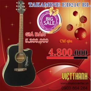 Takamine ED21C-BL