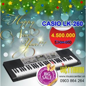 Đàn organ Casio LK-260