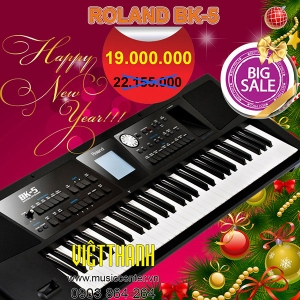 Đàn organ Roland BK-5