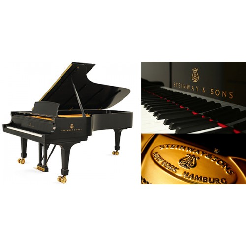 Giới thiệu thương hiệu đàn piano Steinway