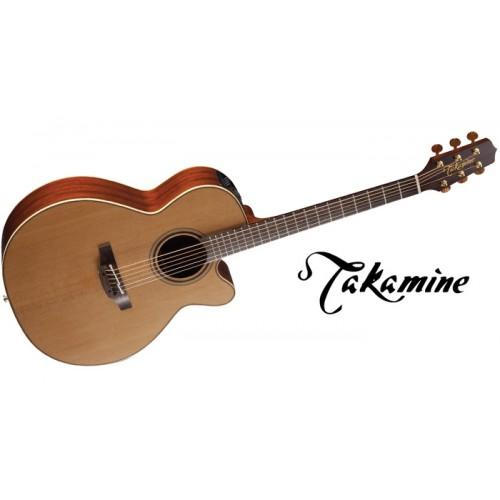 Giới thiệu thương hiệu đàn guitar thùng Takamine