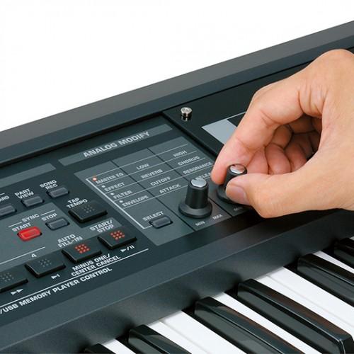 Hướng dẫn sử dụng đàn organ roland GW-8 và prelude