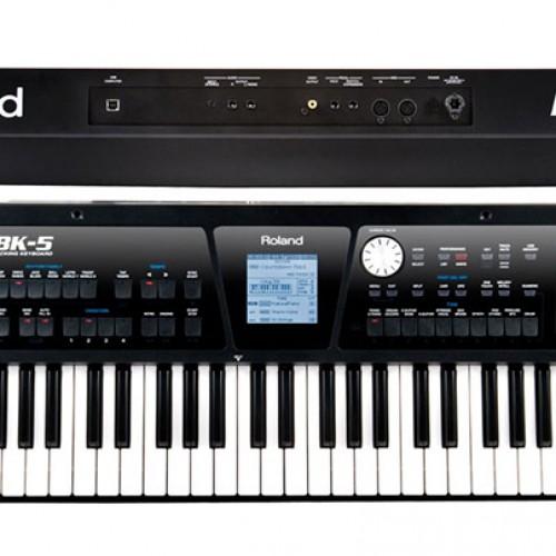 Hướng dẫn sử dụng chi tiết đàn organ Roland BK-5