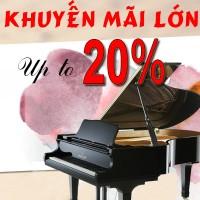Bảng giá đàn Piano khuyến mãi tại Việt Thanh