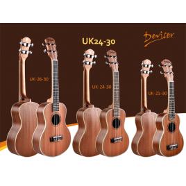 Ukulele Deviser UK-21-30