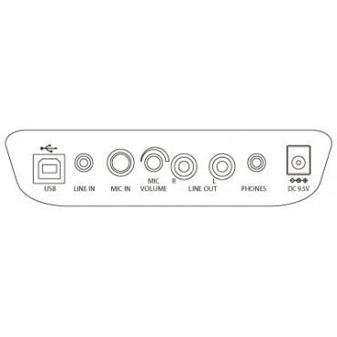 Casio XW-PD1 Djay