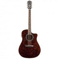 Fender T-Bucket™ 300CE, Transparent Dark Brown