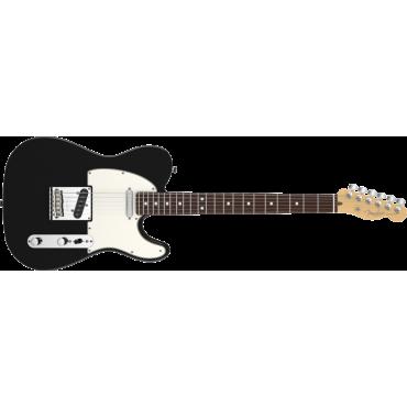 American Standard Telecaster Electric Guitar, Rosewood Fingerboard, Black