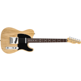 American Standard Telecaster, Rosewood Fingerboard, Natural W/Case