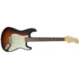 Fender American Elite Stratocaster®, Rosewood Fingerboard, 3-Color Sunburst