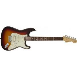 Fender American Deluxe Strat® Plus HSS, Rosewood Fingerboard, Mystic 3-Color Sunburst