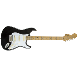 Fender Jimi Hendrix Stratocaster, Maple Fingerboard, Black