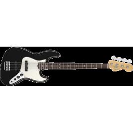 Fender American Standard Jazz Bass Rosewood in Black w/ Case