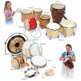 Hand Held Percussion