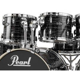 Pearl Vision Birch Artisian 825 Barbwire color