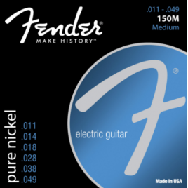 Fender Original 150's - Pure Nickel