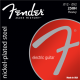 Fender Super 250's Nickel-Plated Steel Strings