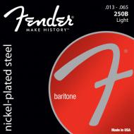 Fender 250 Nickel-Plated Steel Baritone Strings