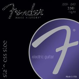 Fender Stainless Steel 350's