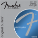 Fender 3150 Original Bullets™ - Pure Nickel Bullet Ends