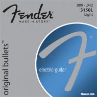 Fender 3150 Original Bullets™ - Pure Nickel Bullet Ends
