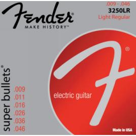 Fender Super Bullets® - Nickel Plated Steel
