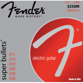 Fender Super Bullets® - Nickel Plated Steel
