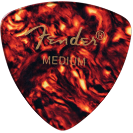 Fender 346 Shape Classic Celluloid Picks