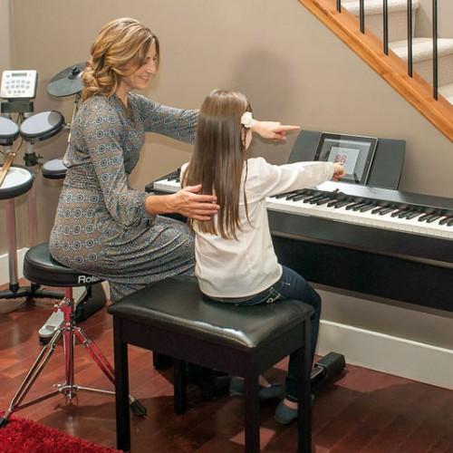Mua đàn piano điện cho bé như nào là tốt nhất