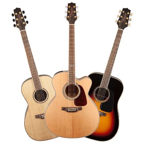 Những ưu điểm của đàn guitar Takamine
