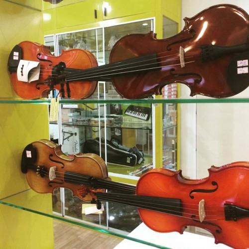 Kinh nghiệm mua bán đàn violin cũ