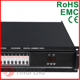 LQE AP3000 Digital Dimmer (12CHx4KW)