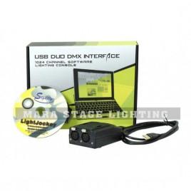 LQE USB DMX CONTROLLER