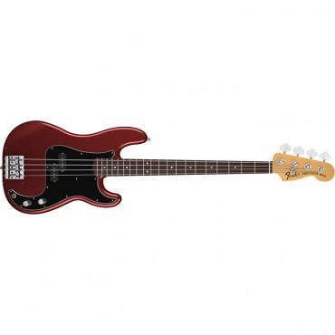 Fender Nate Mendel P Bass®, Rosewood Fingerboard, Candy Apple Red