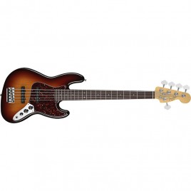 Fender American Standard Jazz Bass®, Rosewood Fingerboard, 3-Color Sunburst