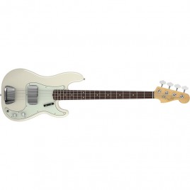 Fender American Vintage '63 Precision Bass®, Rosewood Fingerboard, Olympic White