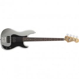 Fender Blacktop™ Precision Bass®, Rosewood Fingerboard, White Chrome Pearl