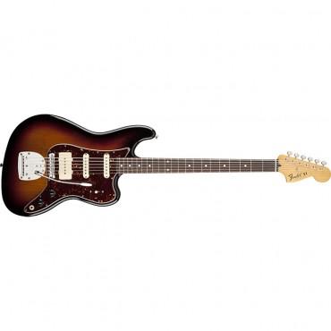 Fender Pawn Shop Bass VI, Rosewood Fingerboard, 3-Color Sunburst