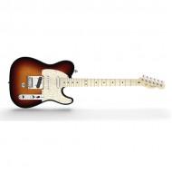 Fender American Nashville B-Bender Telecaster®, Maple Fingerboard, 3-Color Sunburst