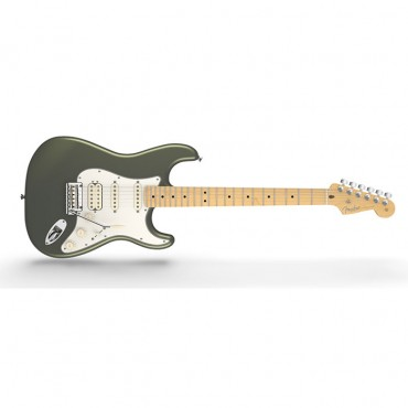 Fender American Standard Stratocaster® HSS, Maple Fingerboard, Jade Pearl