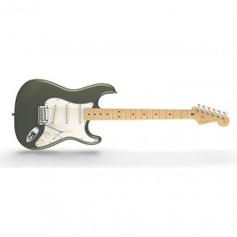 Fender American Standard Stratocaster®, Maple Fingerboard, Jade Pearl