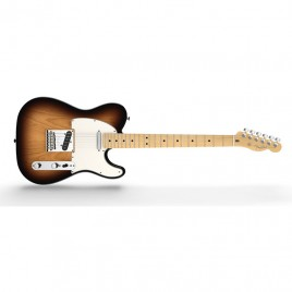 Fender American Standard Telecaster®, Maple Fingerboard, 2-Color Sunburst