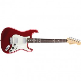 Fender Blacktop™ Stratocaster® HH Rosewood Fingerboard, Candy Apple Red