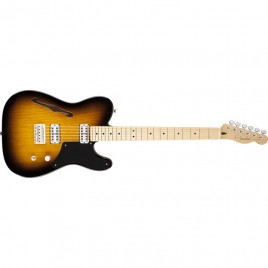 Fender Cabronita Telecaster® Thinline, Maple Fingerboard, 2-Color Sunburst