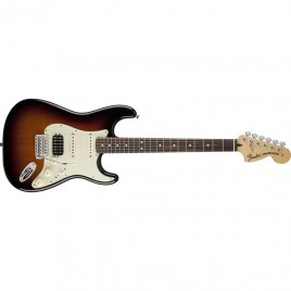 Fender Deluxe Lone Star™ Stratocaster®, Rosewood Fingerboard, 3-Color Sunburst