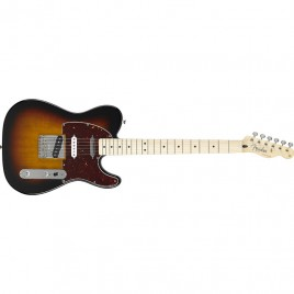 Fender Deluxe Nashville Tele®, Maple Fingerboard, Brown Sunburst